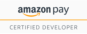 Wir sind Amazon Pay Certified Developer
